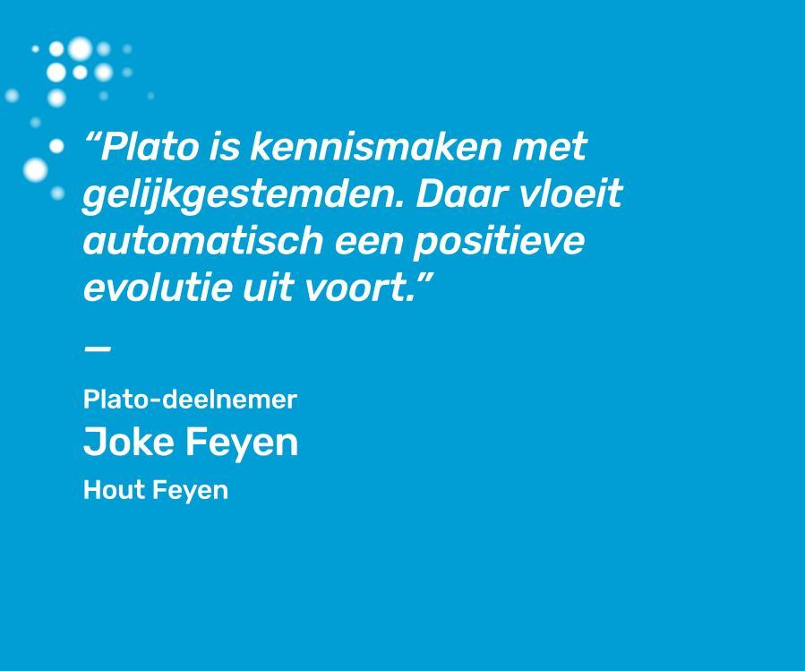 Plato quote business