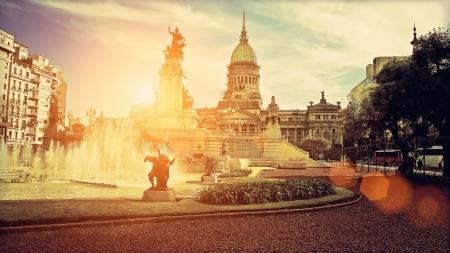 vluchten vanaf argentinië