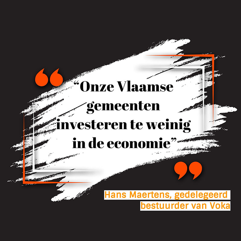 Te weinig investering in economie