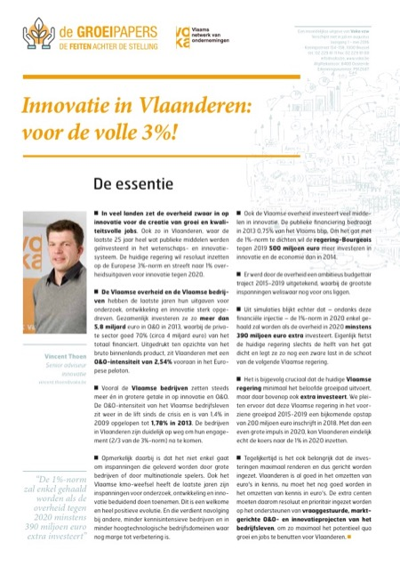 Innovatiesteun