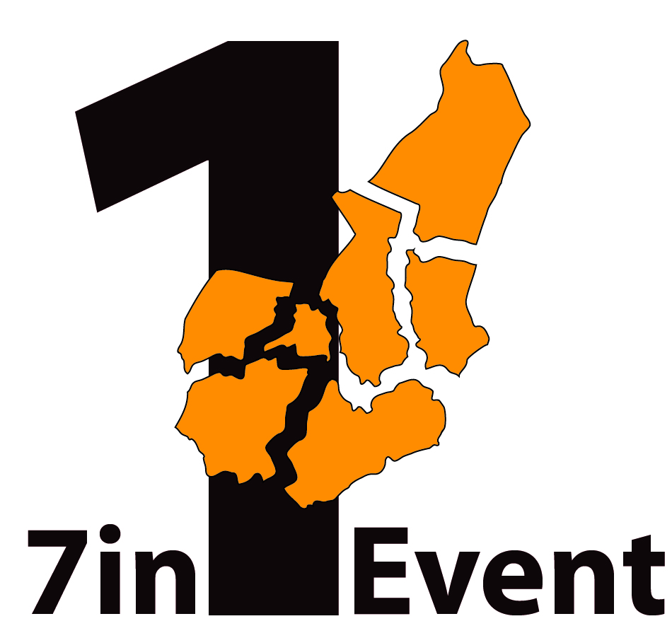 7 in 1 Event logo