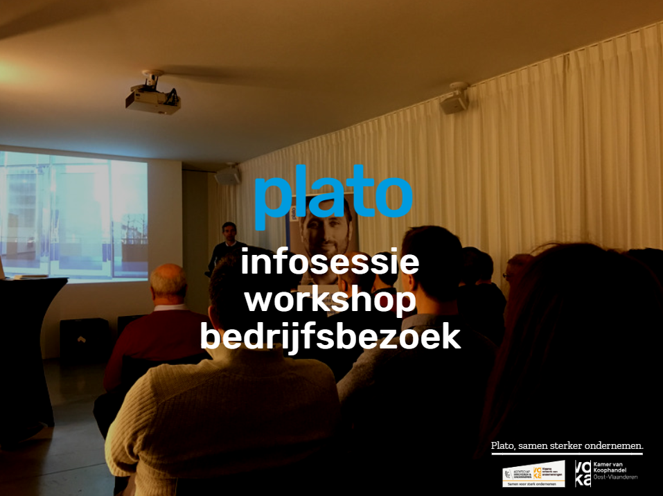 Infosessie Plato Explore (met workshop) bij Multiminds