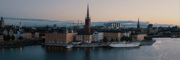 stockholm retreated