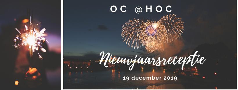 @hoc nieuwjaarsreceptie