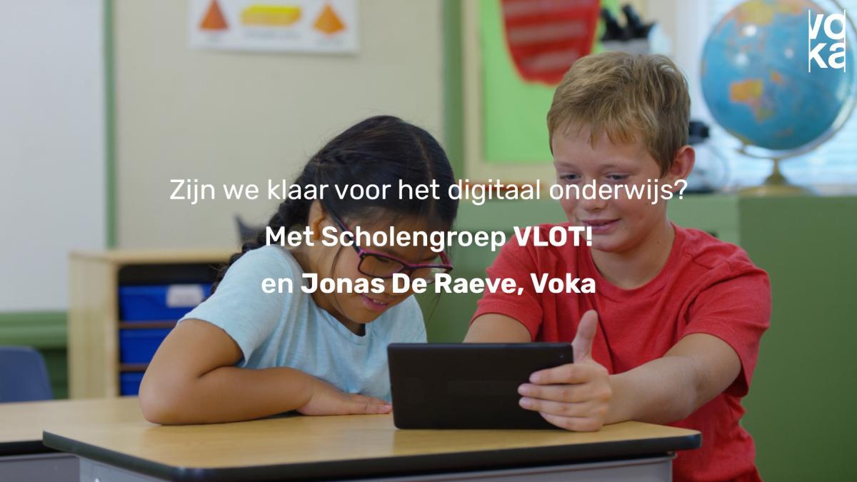 digitaal onderwijs