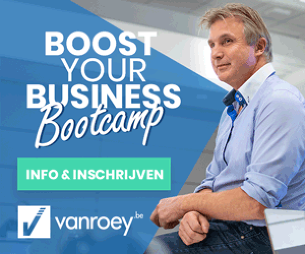 Ontdek onze 4-daagse boost your business bootcamp!