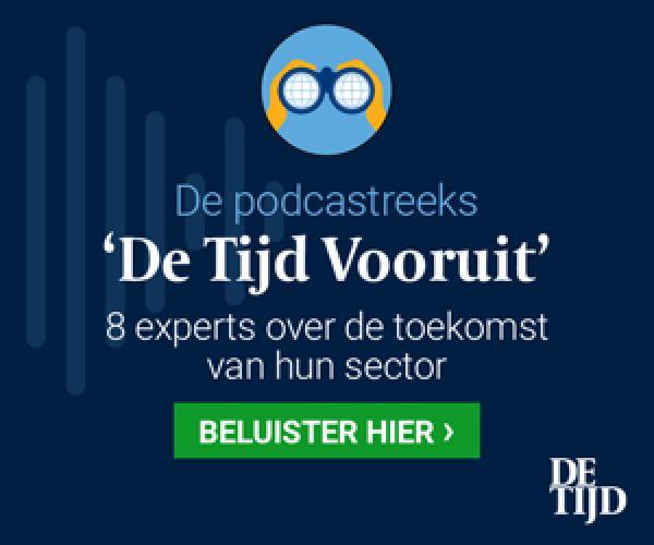 VZW - De Tijd - Podcast