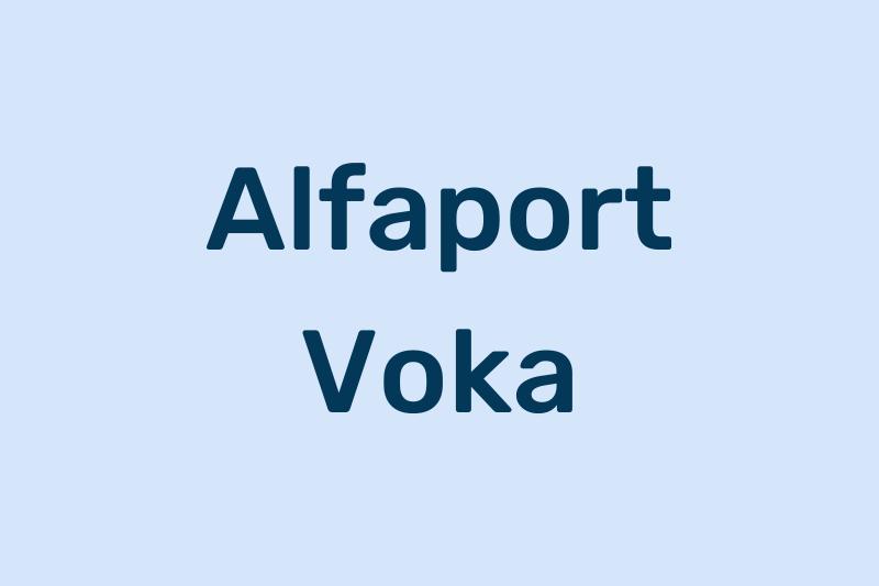 Alfaport Voka