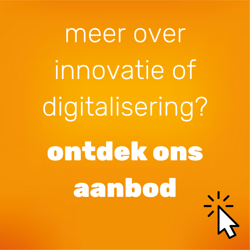 Doorklick Communitypagina Innovatie