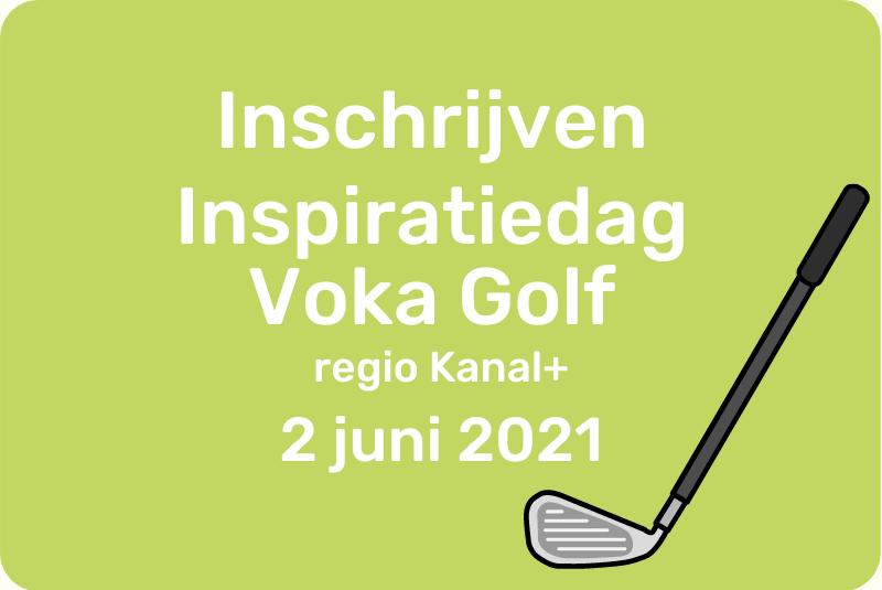 Inschrijven Voka Golf regio Kanal+