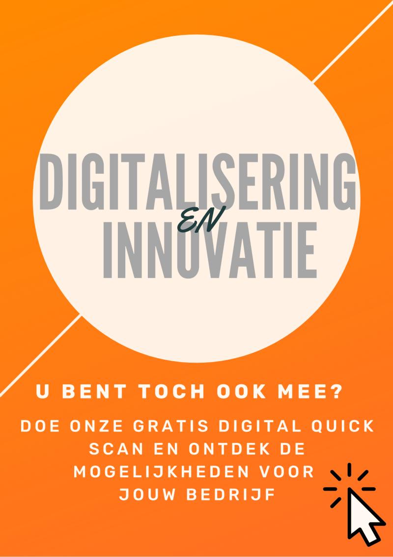 Digitalisering & innovatie