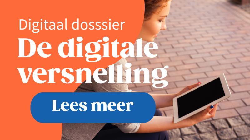 Voka Digitaal Dossier de digitale versnelling