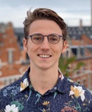 Jente Schoutens - Bestuurder Jong Voka 2020