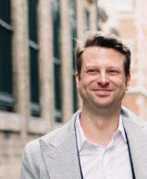 Sam Custers - CEO De Hoorn