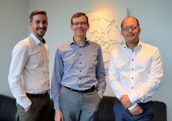 Uniek platform voor eigenaars ondernemers Pieter Vandekerkhof Pieter Smeets Bart Balis