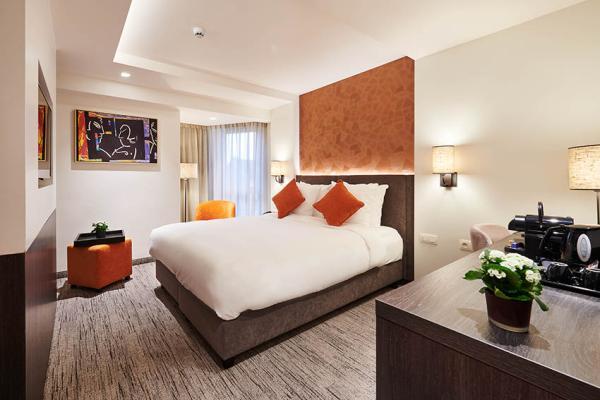 Keizershof Hotel Aalst vernieuwde 52 kamers