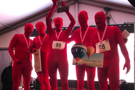 P&V Elektrotechniek wint Chambers Trophy