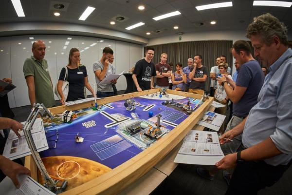 Limburgse bedrijven gaan massaal voor technisch talent FIRST LEGO League
