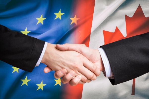 Vrijhandelsakkoord met Canada CETA