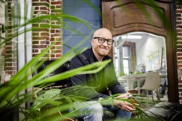 Met vallen en opstaan: Stef Van de Gehuchte is back in business na hersentumor
