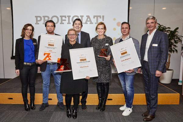 Fibricheck wint Limburgse Innovatie-award