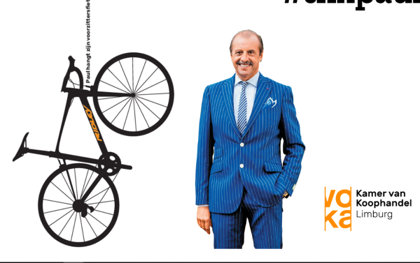 Voka-KvK Limburg wuift Paul Kumpen uit