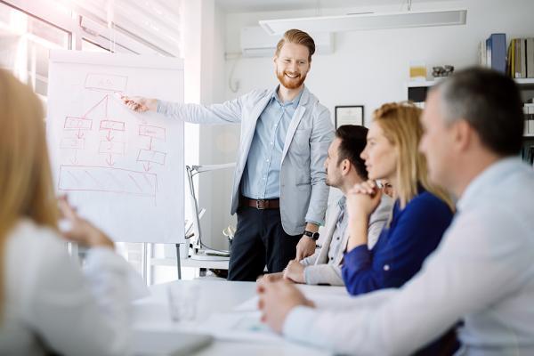 HR Class - Verandering aansturen met de glimlach