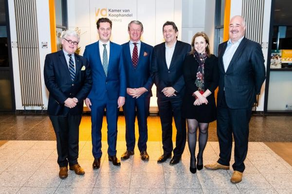 Limburgse ondernemers voelen nieuwe deputatie aan de tand
