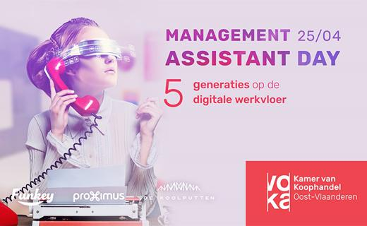 Management Assistant Day 2019