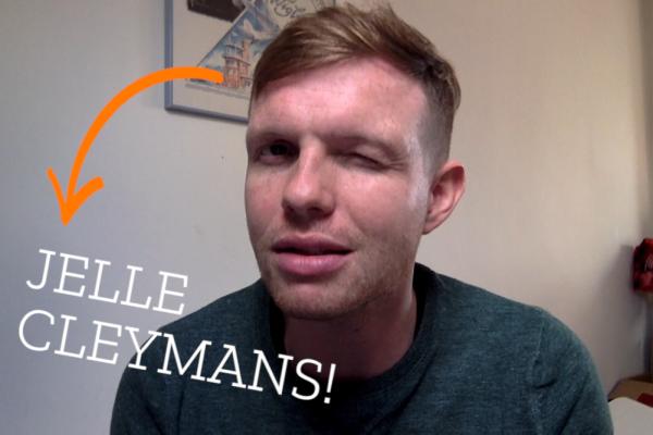 Jelle Cleymans Applaus