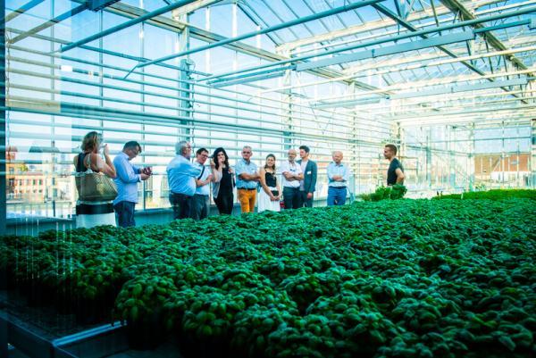 Voka Vastgoedclub: Stadsboerderij wint veld