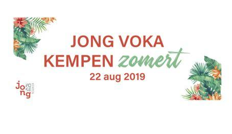 Jong Voka Kempen zomert