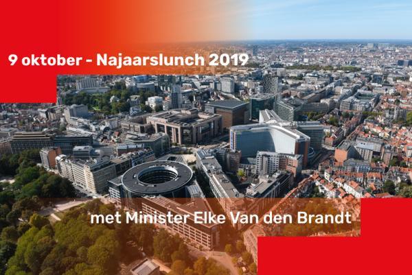 Najaarslunch 2019 met Elke Van den Brandt