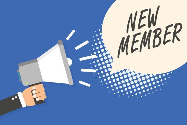 Nieuwe leden in de kijker - september