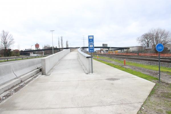 Werk 2: Vlot en veilig met de fiets naar de haven