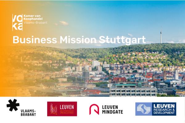Voka Vlaams-Brabant trekt naar het economisch hart van Duitsland