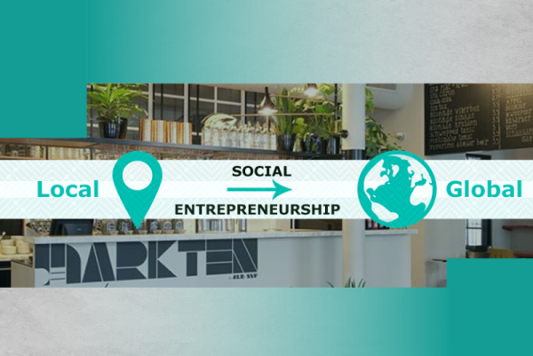 Eindejaarsevent: Social Entrepreneurship: from local to global