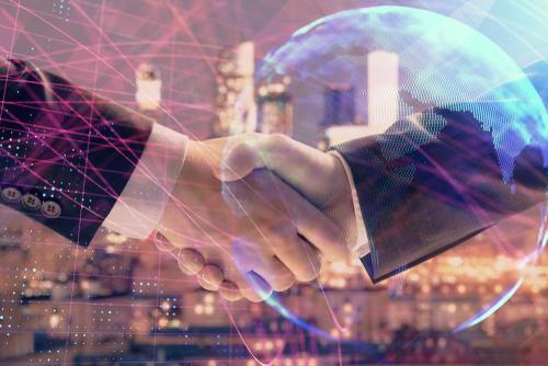 Internationale contracten met agenten, distributeurs en klanten