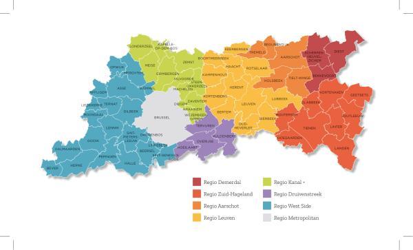 Regiowerking Vlaams-Brabant