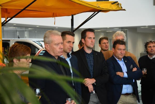Aerts Trucks in Bornem deze week gastheer voor Café Content