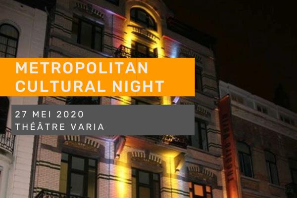 Metropolitan Cultural Night – Heb je nog privacy?