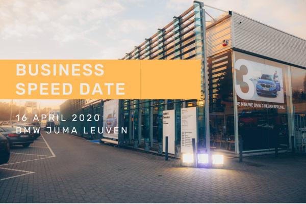 Business Speed date Juma Leuven