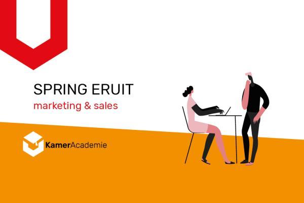 Sales, marketing & communicatie
