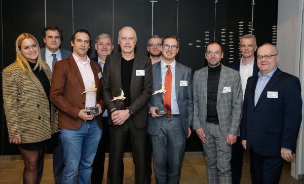 De winnaars Trends Gazellen Vlaams-Brabant 2020 zijn bekend