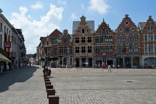 Stad Aarschot treft nieuwe coronamaatregelen (c) Foto Baert