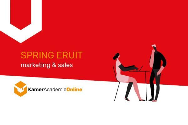 marketing & sales online