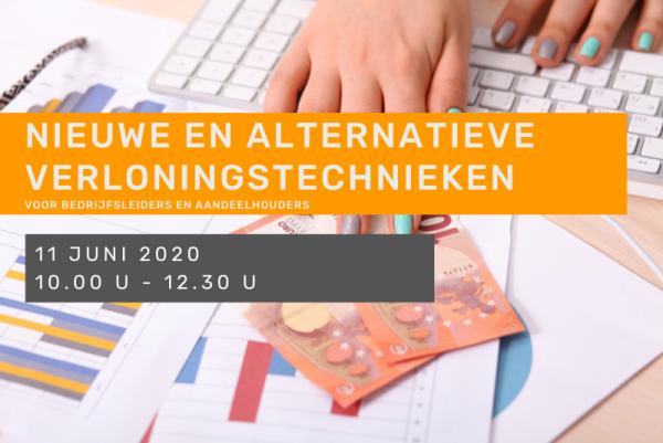 Nieuwe en alternatieve verloningstechnieken voor bedrijfsleiders en aandeelhouders
