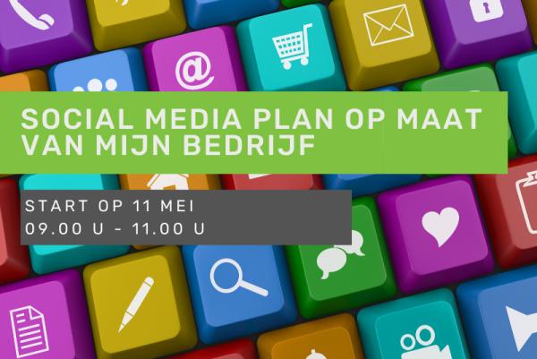 Social media plan op maat van mijn bedrijf