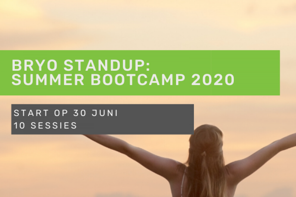 Bryo StandUp: Summer Bootcamp 2020