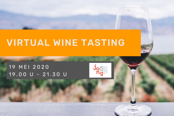 Jong Voka Vlaams-Brabant: Virtual wine tasting